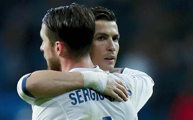Ronaldo văng tục: Ramos và Bale quát tháo đáp trả