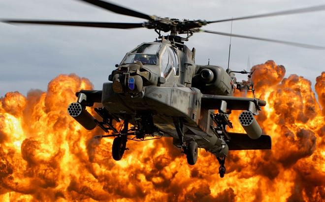 Lục quân Mỹ sốt sắng rút ruột lực lượng trực thăng AH-64 Apache đem xuất khẩu
