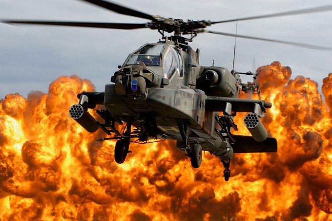 Lục quân Mỹ sốt sắng rút ruột lực lượng trực thăng AH-64 Apache đem xuất khẩu - Ảnh 1.