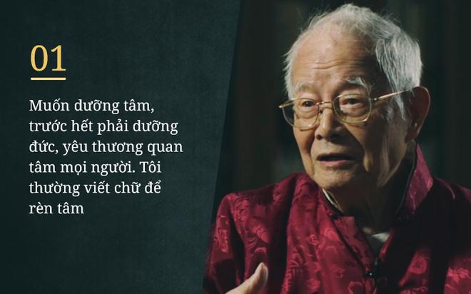 Quốc y Đại sư sống khỏe mạnh đến 101 tuổi chia sẻ cách dưỡng sinh rất đáng để tham khảo - Ảnh 1.