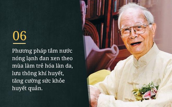 Quốc y Đại sư sống khỏe mạnh đến 101 tuổi chia sẻ cách dưỡng sinh rất đáng để tham khảo - Ảnh 6.