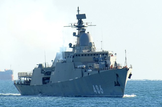 Sau 4 tàu hộ vệ tên lửa Gepard 3.9 cho VN, Nga gấp rút đàm phán hợp đồng xuất khẩu thứ 2 - Ảnh 2.