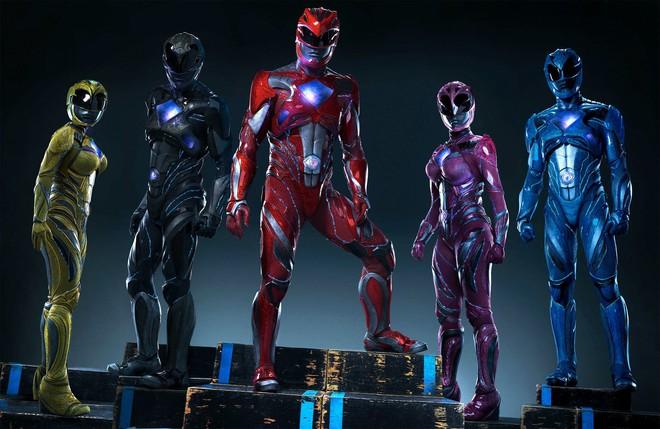Power Rangers: Có một tuổi thơ dữ dội mang tên 5 anh em siêu nhân - Ảnh 3.