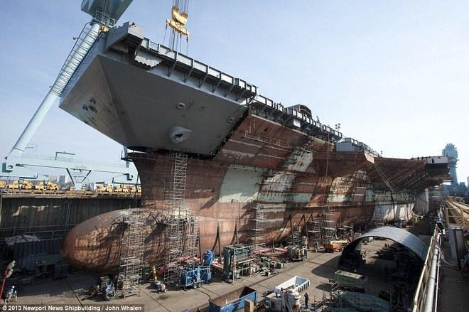 NI: Điểm yếu của siêu tàu sân bay Mỹ khiến TQ có thể đánh bại