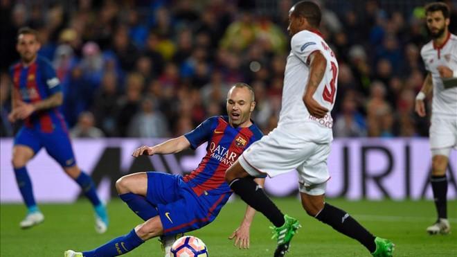 Iniesta và trận thứ 700 cho Barca: Con số không bao giờ nói dối - Ảnh 1.