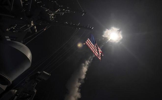Mỹ tốn bao nhiêu tiền cho vụ tấn công tên lửa Tomahawk on
