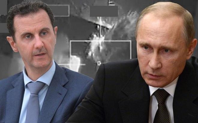 Putin: Có kẻ đang chuẩn bị tiếp tục tấn công hóa học để đổ tội cho Assad
