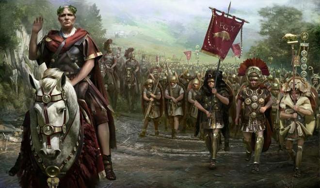 Từng là bố con, từng là kẻ thù, hai vị tướng vĩ đại nhất La Mã có chung một kết cục - Ảnh 2.