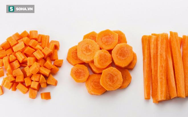 BBC: Cách ăn cà rốt sai lầm ai cũng mắc, triệt tiêu đặc tính chống ung thư