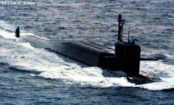 Tàu ngầm hạt nhân Liên Xô bị Mỹ đánh dấu bằng sơn đặc biệt: Sự thật không ngờ - Ảnh 2.