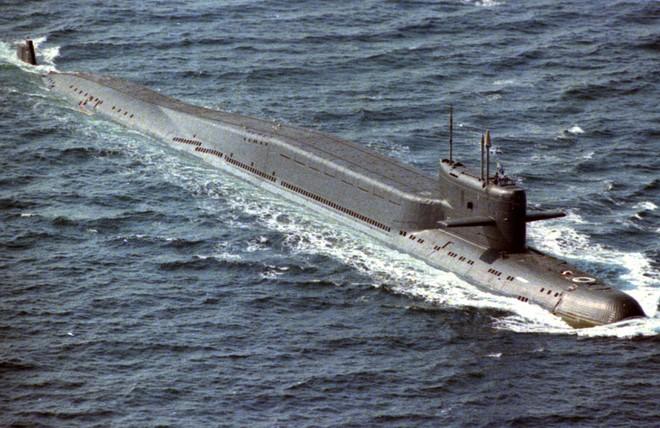 Tàu ngầm hạt nhân Liên Xô bị Mỹ đánh dấu bằng sơn đặc biệt: Sự thật không ngờ - Ảnh 3.