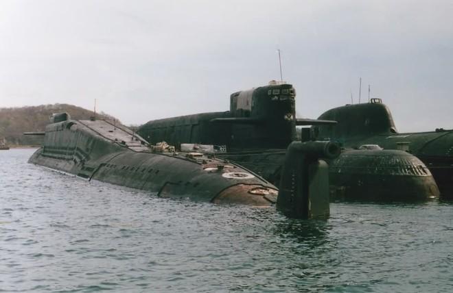 Tàu ngầm hạt nhân Liên Xô bị Mỹ đánh dấu bằng sơn đặc biệt: Sự thật không ngờ - Ảnh 4.