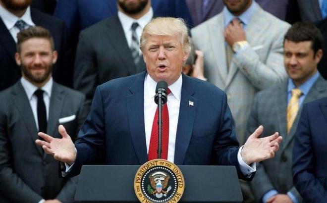 Tổng thống Mỹ Donald Trump sẽ tới Việt Nam