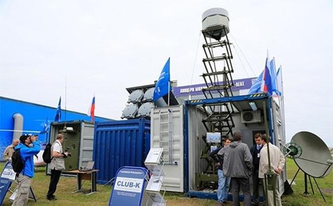 Nga bắt đầu chào bán tổ hợp tên lửa Klub-K
