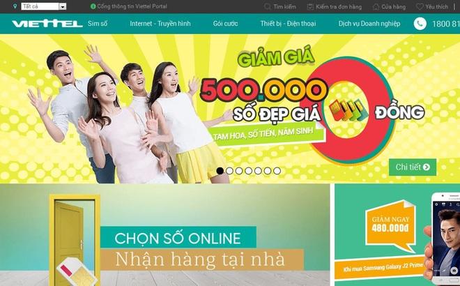 Nên mua sim số đẹp online ở website uy tín