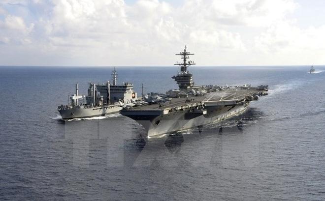 Ngại Trung Quốc, Ấn Độ từ chối để Australia tham gia tập trận hải quân