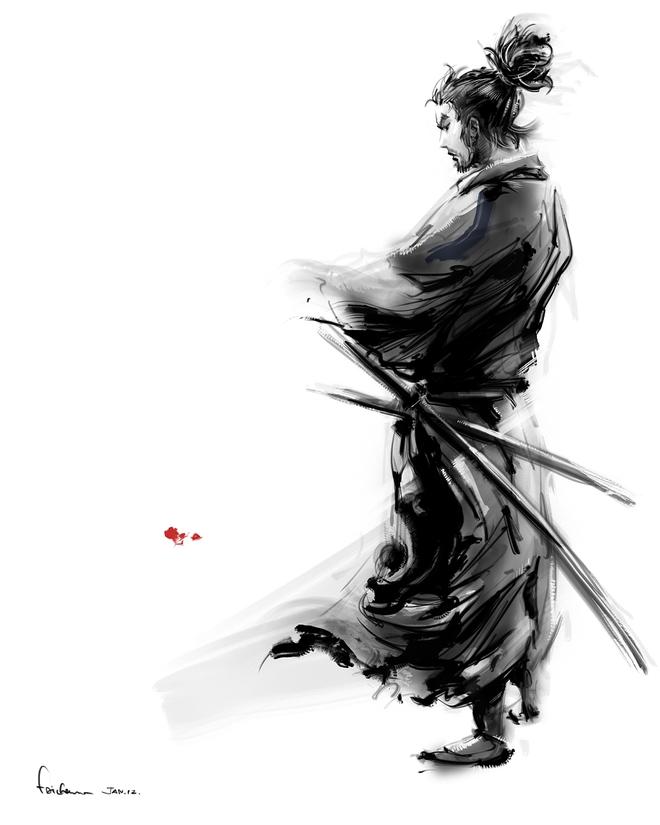 Samurai độc cô cầu bại và trận đánh hạ gục cao thủ chém chim nhạn bay, xẻ đôi lá liễu - Ảnh 4.