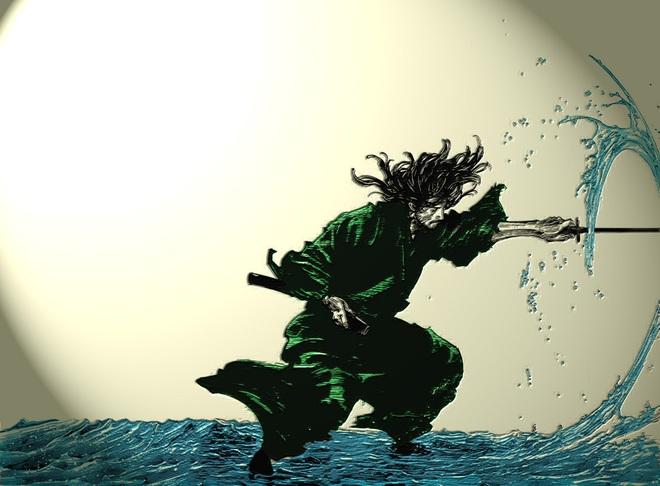 Samurai độc cô cầu bại và trận đánh hạ gục cao thủ chém chim nhạn bay, xẻ đôi lá liễu - Ảnh 3.