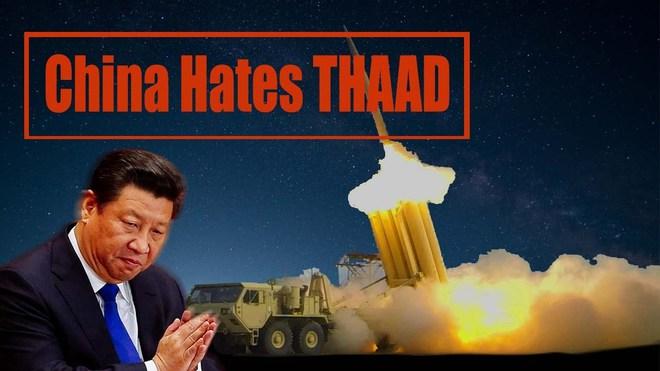 Bố trí THAAD ở Hàn Quốc: Nước cờ cao của Trump đưa Trung Quốc nằm gọn trong lưới 2