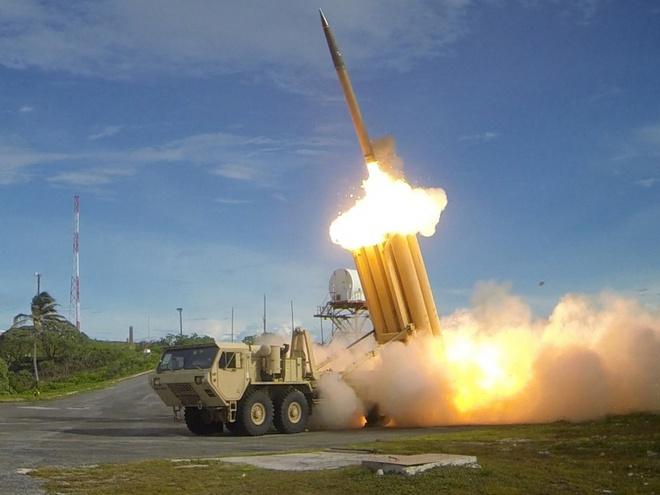 Điều gì khiến đồng minh yên tâm khi được hệ thống phòng thủ tên lửa THAAD-ER Mỹ bảo vệ? - Ảnh 1.