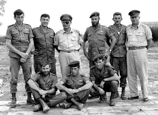 Quái kiệt trong quân đội Israel - ảnh 1