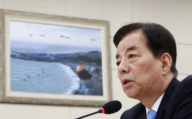 Hàn Quốc để ngỏ khả năng đánh phủ đầu Triều Tiên