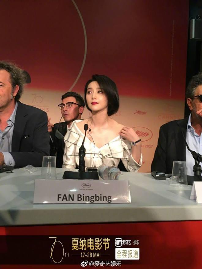 Phạm Băng Băng bị nhầm là sao phim nóng, truyền thông Trung Quốc chê Cannes rẻ tiền - Ảnh 4.
