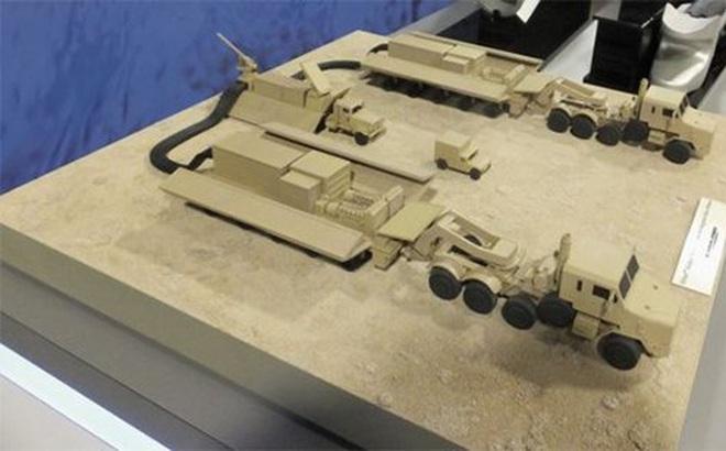 General Atomics phát triển pháo ray bắn đạn điều khiển mới