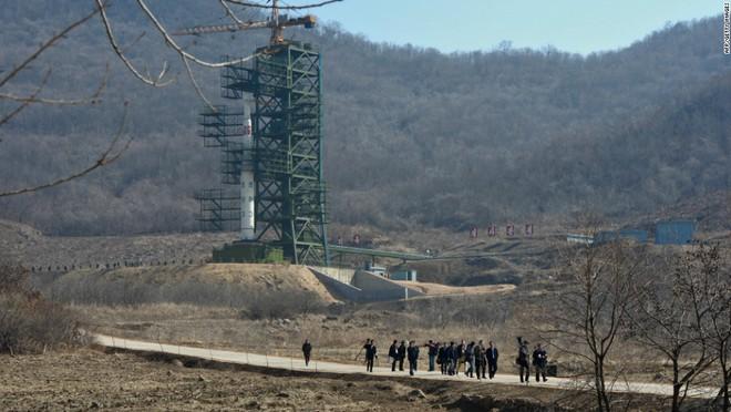 Nếu xảy ra xung đột, Mỹ sẽ tấn công vào đâu ở Triều Tiên? - Ảnh 1.