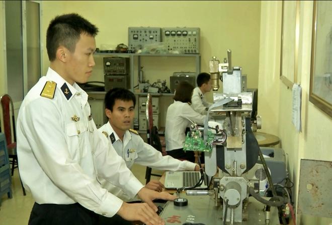 Viện Kỹ thuật Hải quân: Đi trước, đón đầu công nghệ cao - ảnh 2