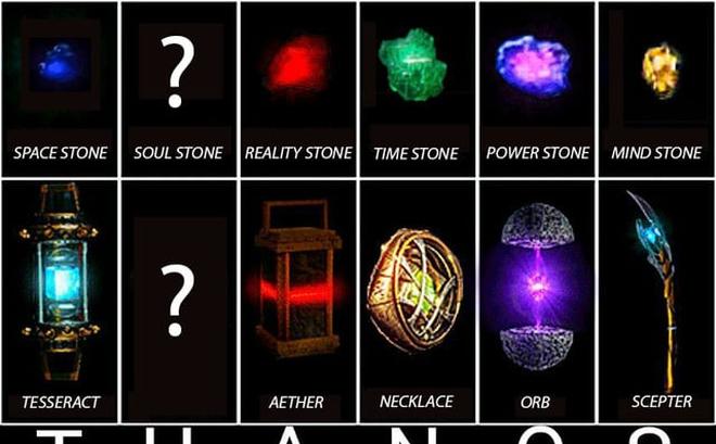 Bật mí vị trí của viên đá vô cực cuối cùng - Soul Stone trong vũ trụ điện  ảnh Marvel