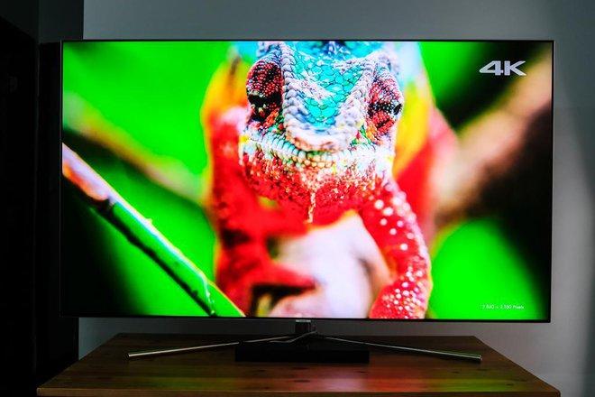 Nhìn vào những bằng chứng dưới đây, bạn sẽ thấy dù ở góc độ nào, TV QLED cũng thể hiện chính xác màu sắc phim - Ảnh 1.