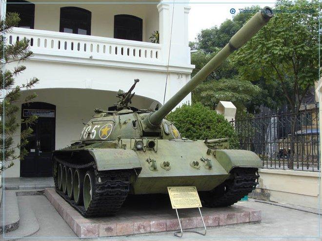 Đừng cười châu chấu đá xe: Tăng T-54 Việt Nam đối đầu M48 Mỹ - Mèo nào cắn mỉu nào? - Ảnh 5.