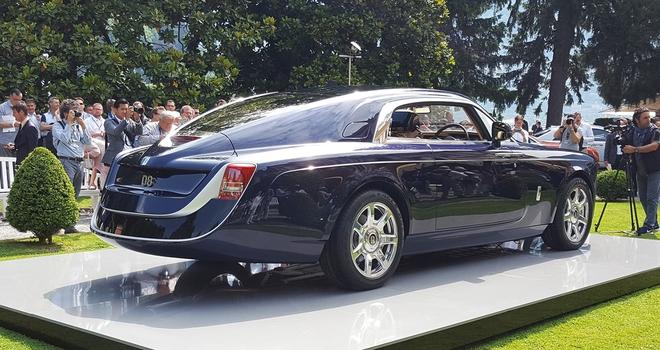 Rolls-Royce cho ra mắt mẫu xe trị giá 290 tỷ, đắt nhất mọi thời đại - Ảnh 6.