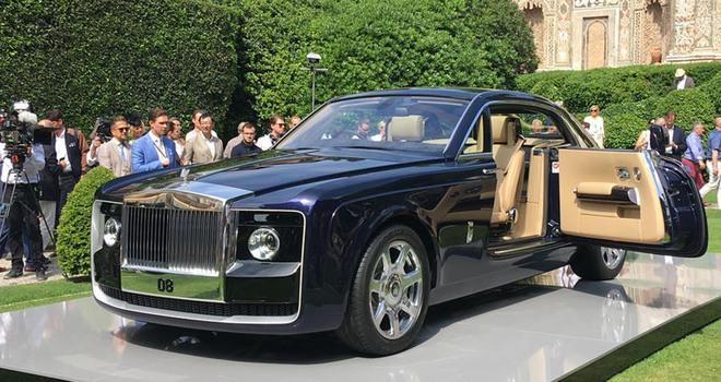 Rolls-Royce cho ra mắt mẫu xe trị giá 290 tỷ, đắt nhất mọi thời đại - Ảnh 7.