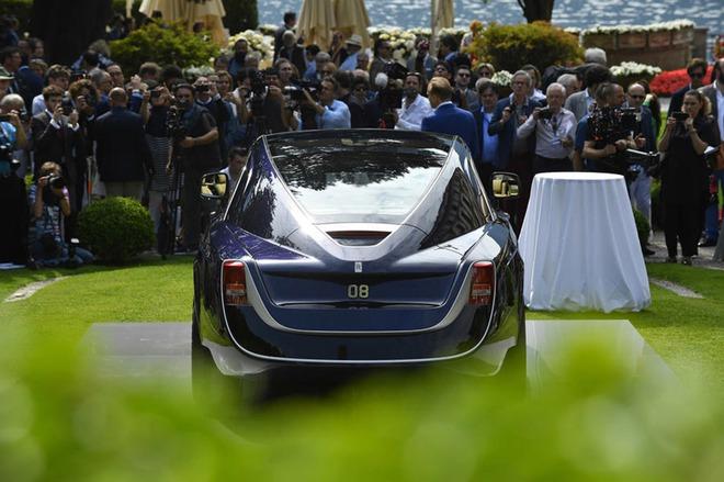 Rolls-Royce cho ra mắt mẫu xe trị giá 290 tỷ, đắt nhất mọi thời đại - Ảnh 8.