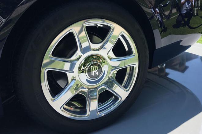 Rolls-Royce cho ra mắt mẫu xe trị giá 290 tỷ, đắt nhất mọi thời đại - Ảnh 10.
