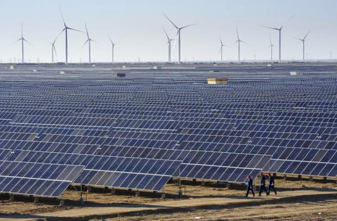 Rút khỏi thỏa thuận khí hậu, Mỹ đang nhường đường cho Trung Quốc vươn lên vị trí dẫn đầu 2