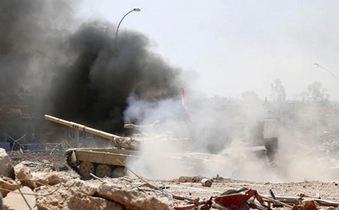 Binh sĩ Iraq giành lại thị trấn chiến lược Shirqat từ tay IS