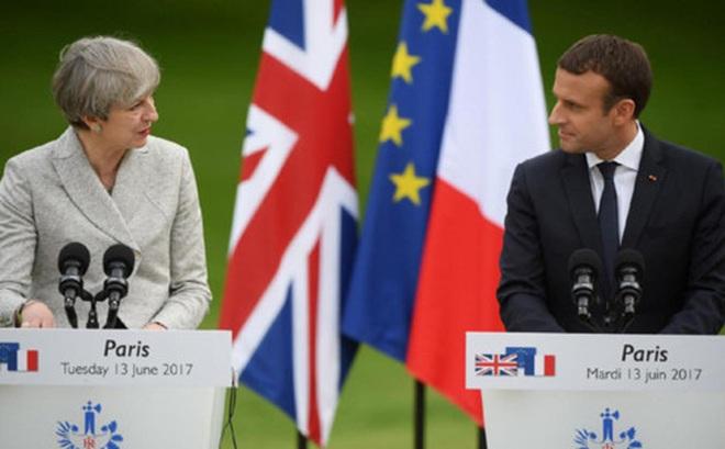 Hội đàm cấp cao Anh- Pháp: EU sẵn sàng đón Anh quay trở lại