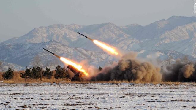 Triều Tiên ngừng phát triển hạt nhân, Mỹ - Hàn sẽ ngừng tập trận - ảnh 1