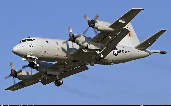 El humo de repente en la cabina, aviones P-3 de Estados Unidos aterrizaje de emergencia de crucero