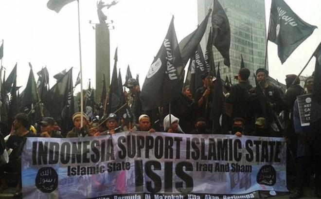 """Lãnh đạo 3 nước ĐNÁ gấp rút họp bàn đối phó âm mưu thành lập """"siêu nhà nước Hồi giáo"""""""
