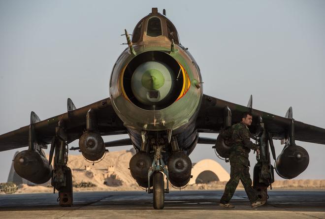 Bắn rơi Su-22 Syria: Máy bay Mỹ lần đầu tiêu diệt mục tiêu trong không chiến sau 18 năm - ảnh 1