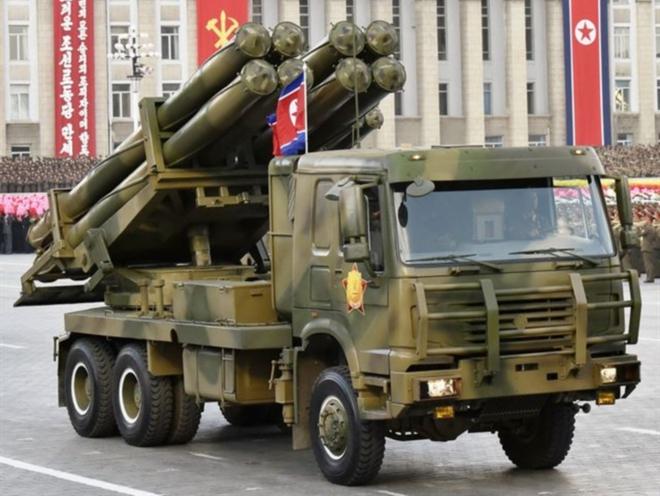 Làm thế nào Triều Tiên vẫn có thể sản xuất vũ khí hiện đại? - Ảnh 2.