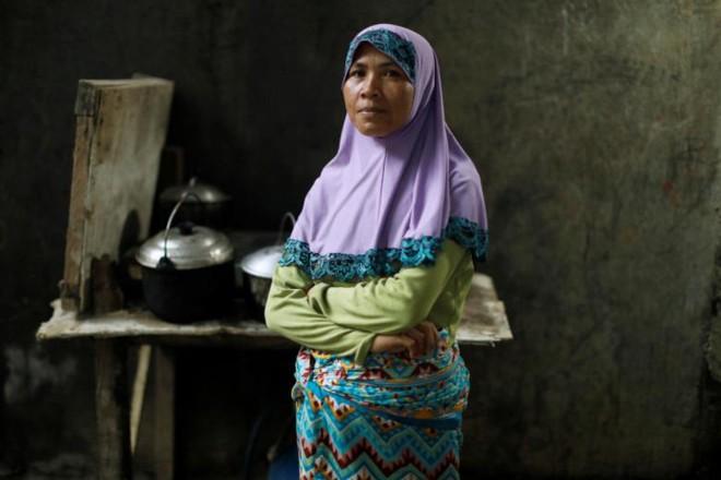 Hình ảnh cuộc sống khó khăn của người dân Marawi trong trại tị nạn - Ảnh 5.