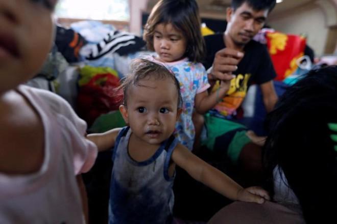 Hình ảnh cuộc sống khó khăn của người dân Marawi trong trại tị nạn - Ảnh 8.