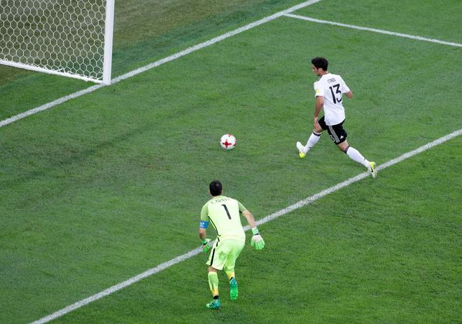 Dù thế nào, Đức vẫn đang thống trị thế giới bóng đá - Ảnh 2.
