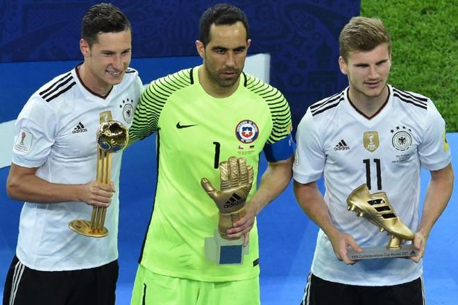Dù thế nào, Đức vẫn đang thống trị thế giới bóng đá - Ảnh 4.