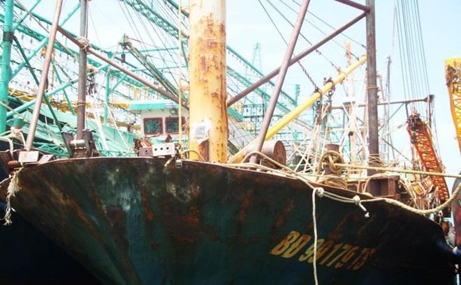 Thủ tướng chỉ đạo điều tra vụ tàu vỏ thép hỏng